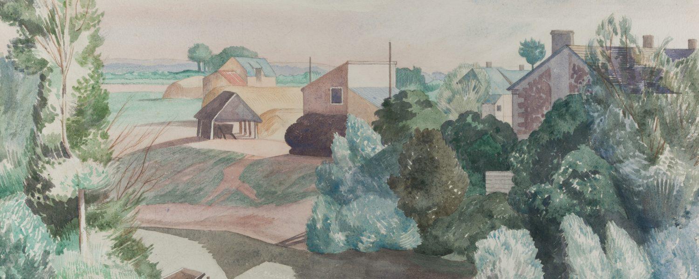 John Nash landscape